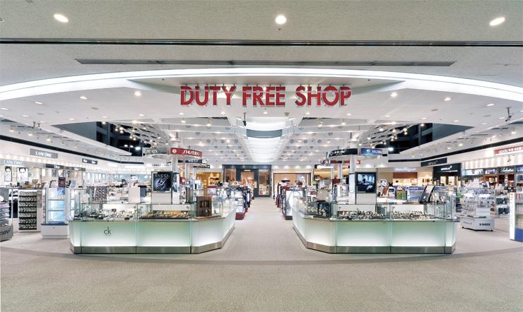Kết quả hình ảnh cho Duty Free shop